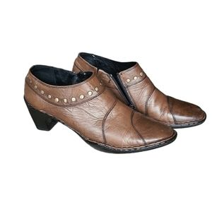 Josef Seibel Women's Side Zip Booties